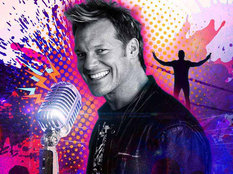 The best career advice from WWE wrestler Chris Jericho