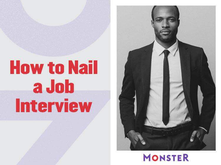How to sell yourself in a job interview