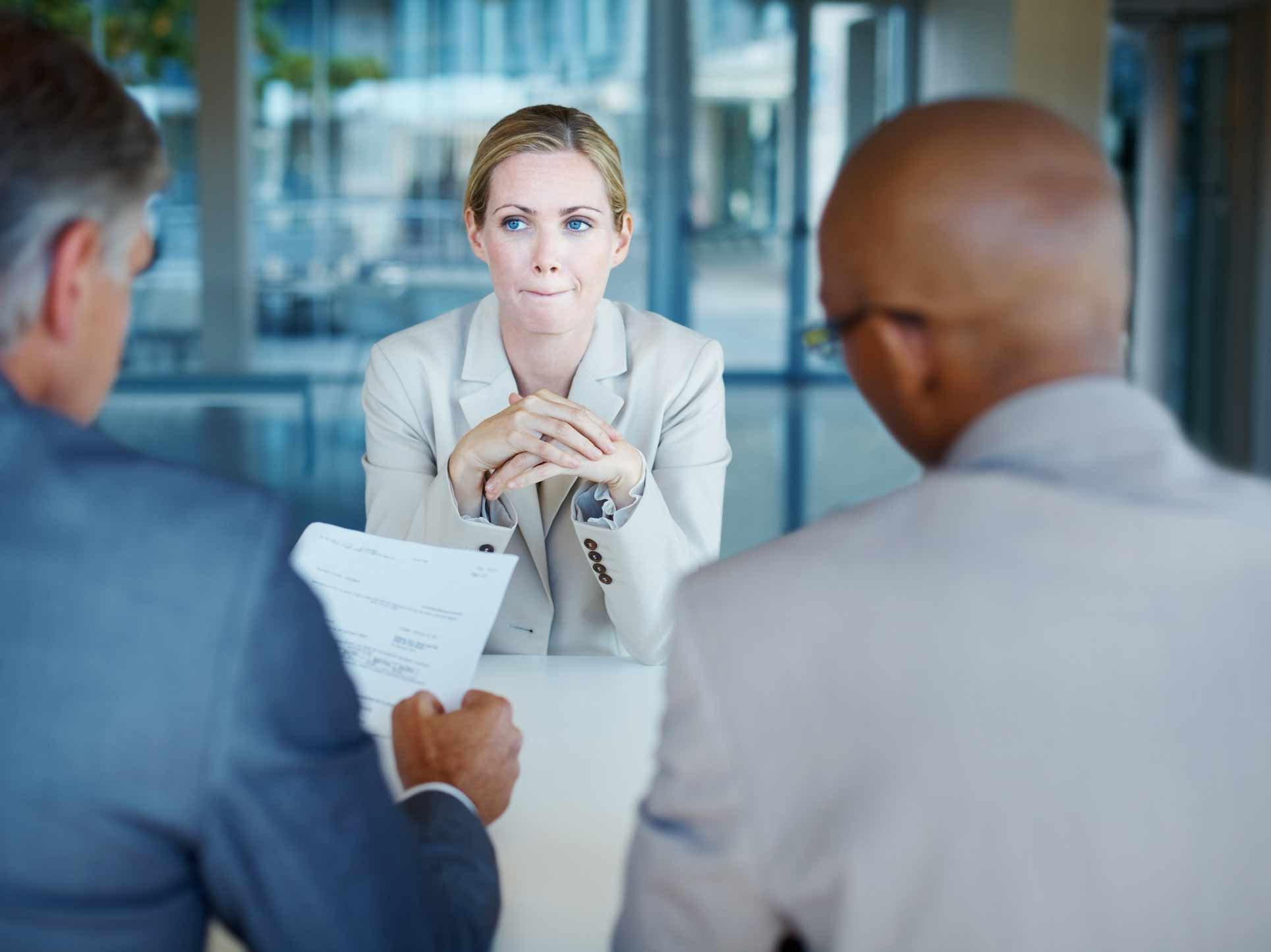 What to do when you and an interviewer just don't click