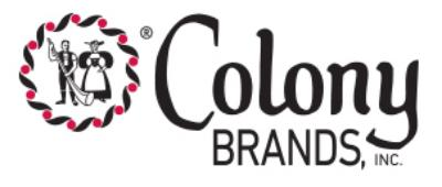Colony Brands, Inc