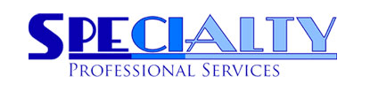 Specialty Professional Services