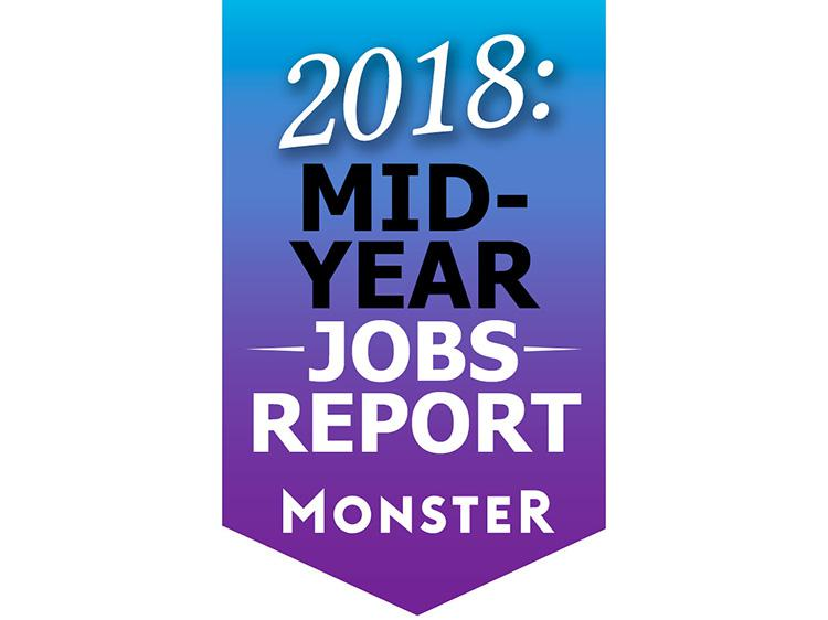Monster's 2018 midyear jobs report