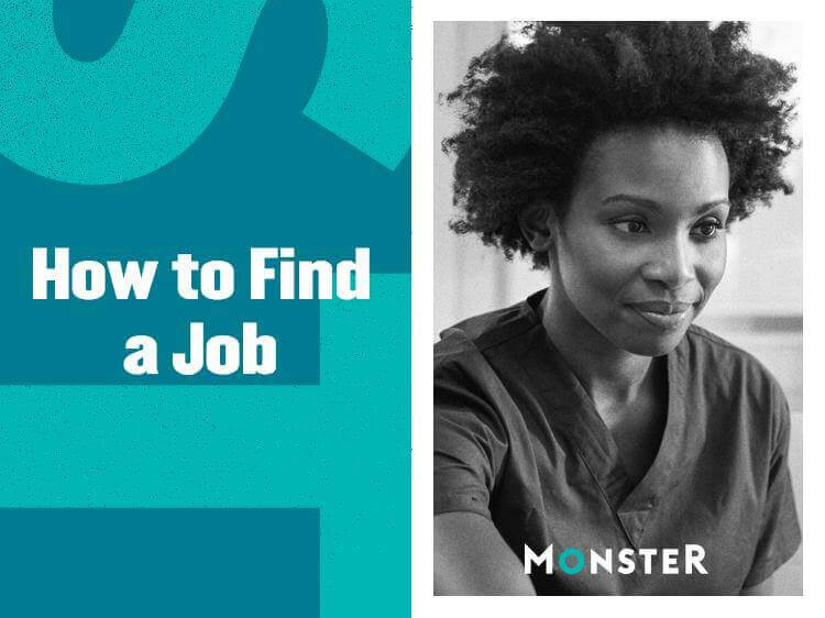 How to start looking for a new job