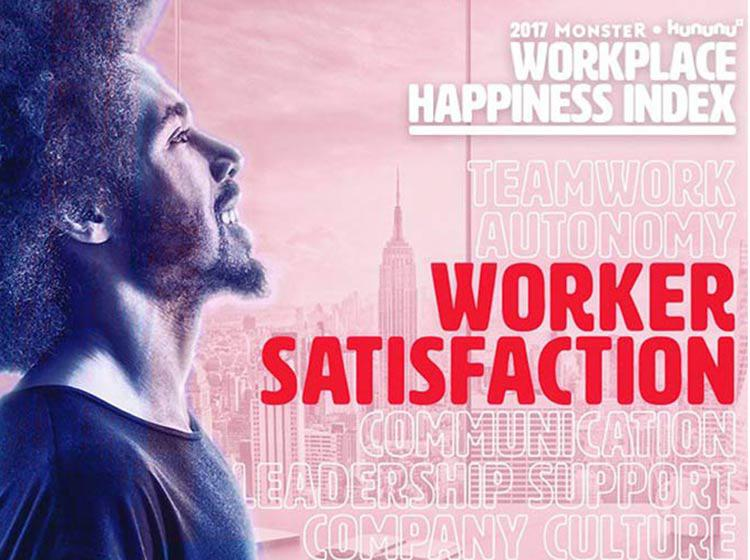 The top 10 companies for worker satisfaction