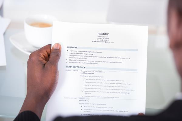 Formatting Your Degree On Your Resume