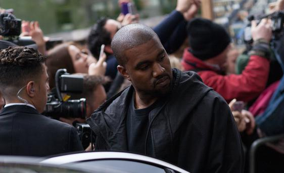 Here's your chance to work with Kanye West
