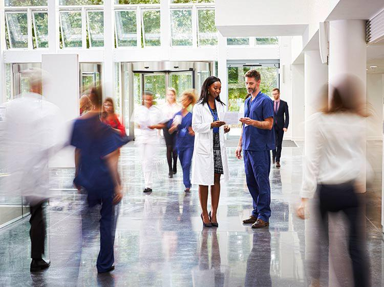 Get A Job At One Of The 25 Largest Hospitals In The U S
