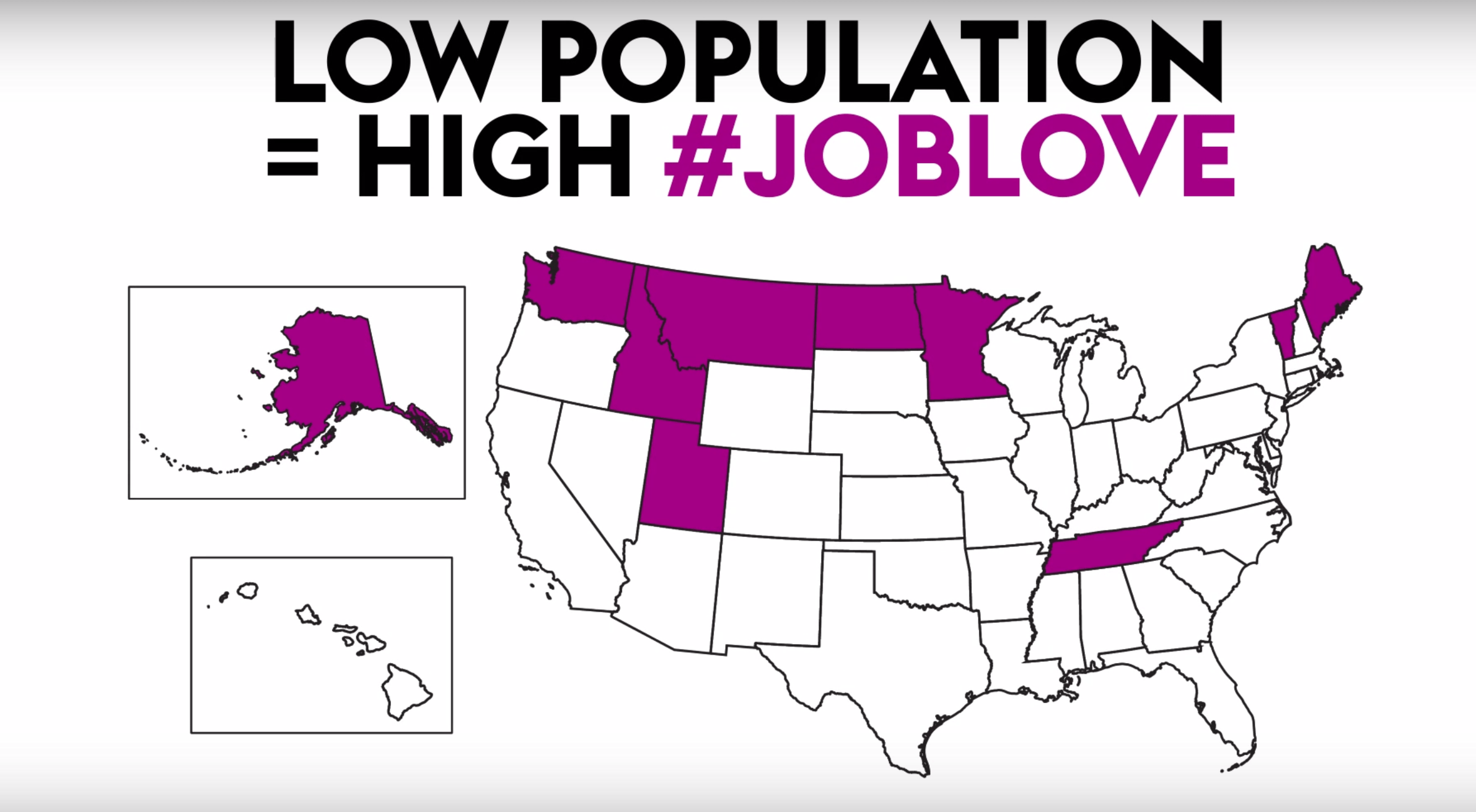 Find a job you love—it's easier than you think