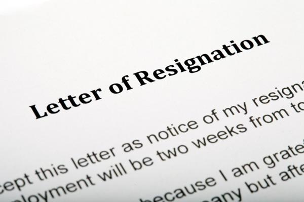 How To Give Your Boss A Resignation Letter