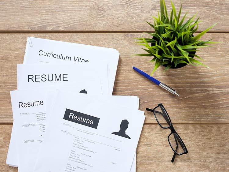 How Your Resume Should Look So That You Look Good  What A Resume