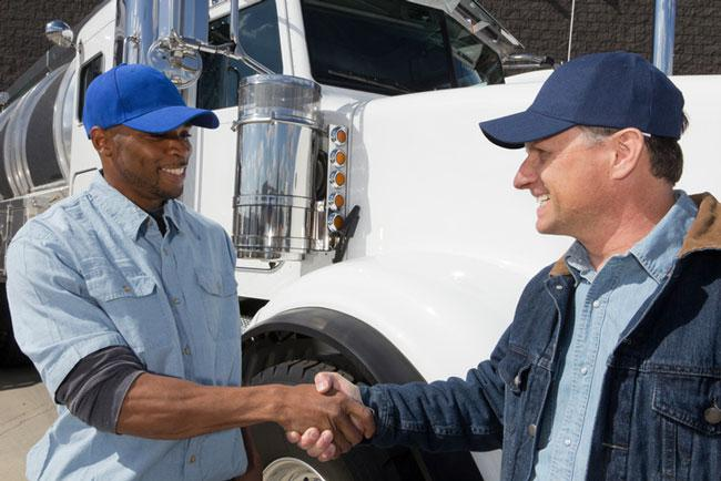 From trucking to freight brokering
