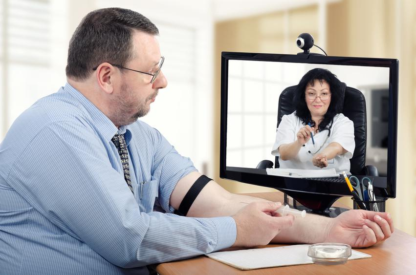 if you aren u2019t already in telemedicine now  chances are you