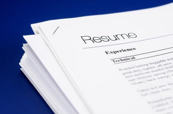 The One Page Resume Vs. The Two Page Resume  Resume One Page