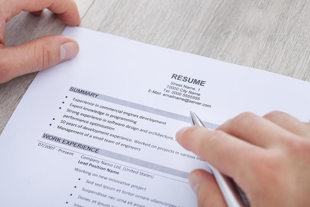 How To List Multiple Jobs At One Company On Your Resume Monster Com