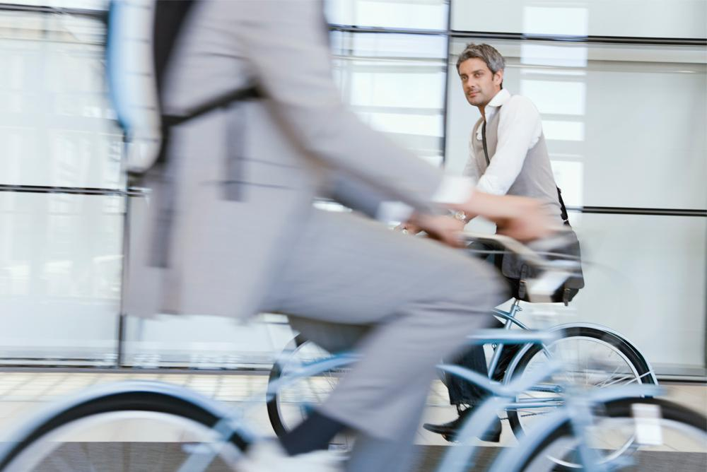 May is National Bike Month: Celebrate by encouraging your employees to embrace the bicycle