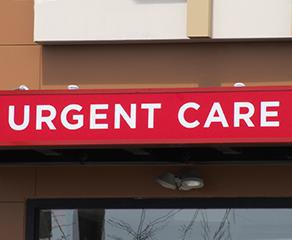 You might like to work in an urgent care clinic if...