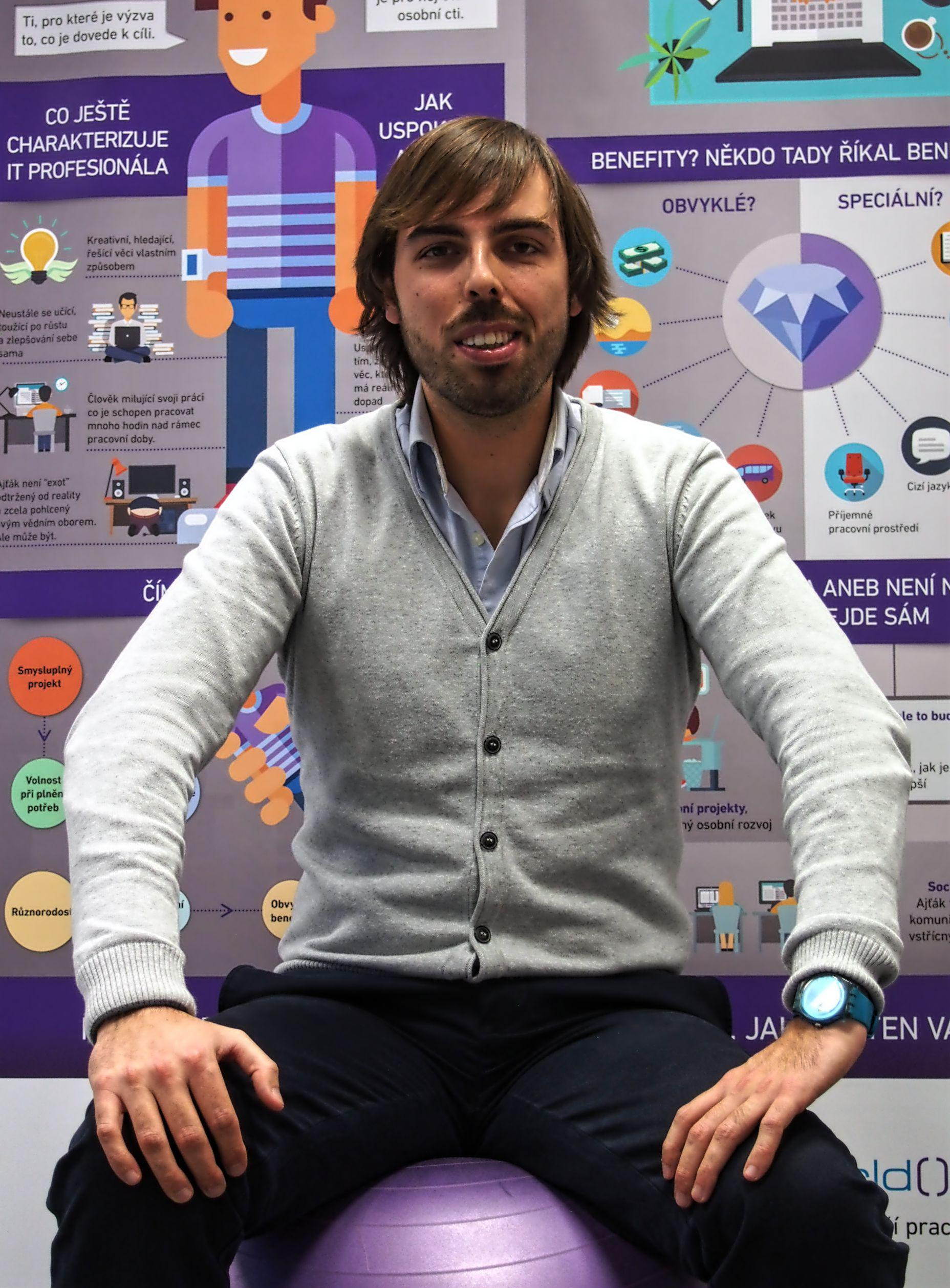 Career story: Diogo Videira, Sourcing Specialist, Monster Career CZ