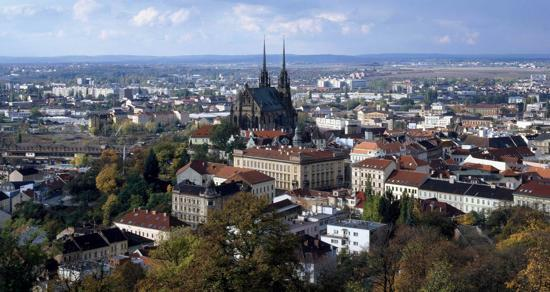 The city of Brno - a place full of opportunities for work and fun