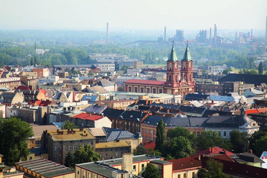 Ostrava - the city of a wide industrial heritage and scarce job openings for non-Czech speakers