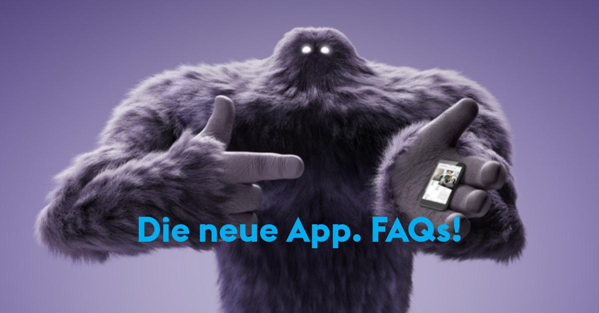 Die Monster App – so funktioniert's