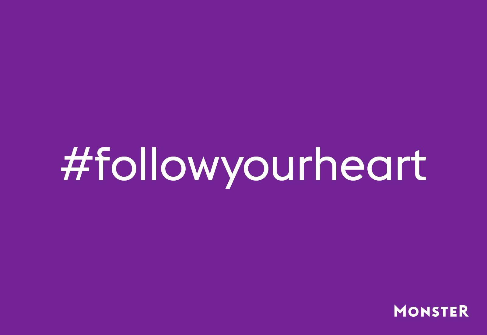 Beruflicher Neuanfang: Follow your heart! | Monster.de