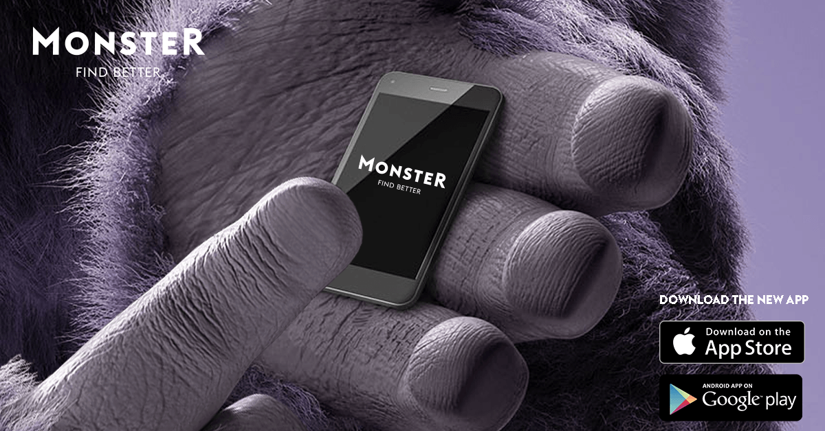 Unleash Monster With A Swipe Monster Co Uk