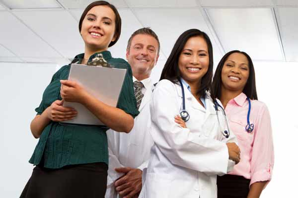 8 healthcare jobs you can get with an associate degree