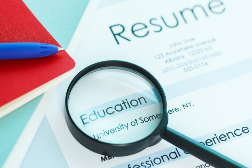 How to put your education to work on your resume