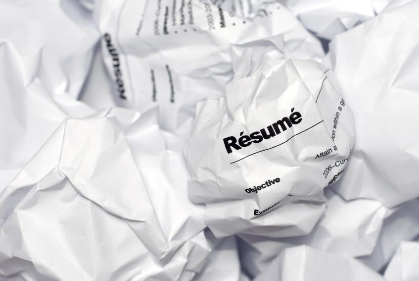 The 10 Worst Resume Mistakes To Avoid  Tips For A Good Resume