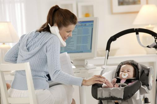 5 Great Part-Time Work-from-Home Jobs for Moms | Monster com