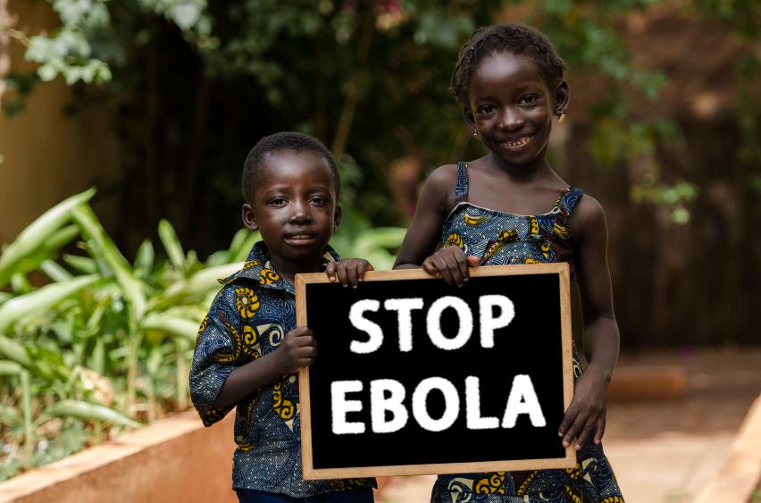 the world should help each other to eliminate the spread of ebola