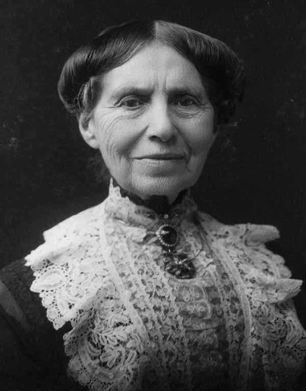 Clara Barton: Founder and Lifeblood of the American Red Cross