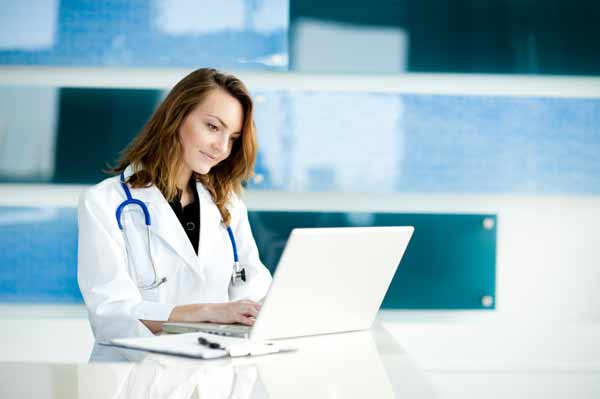 Female Physician Bloggers Take Readers behind the Scenes