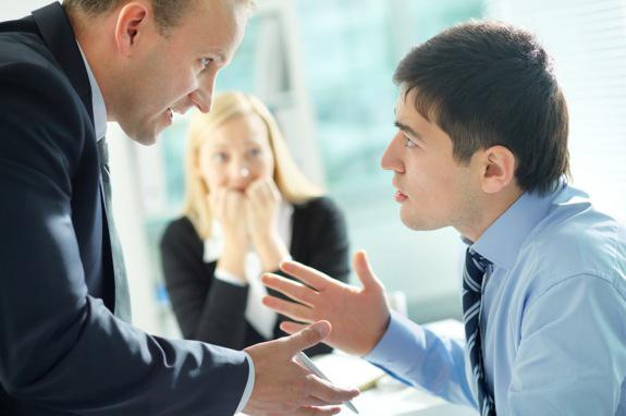 Surviving a Disagreement With Your Boss