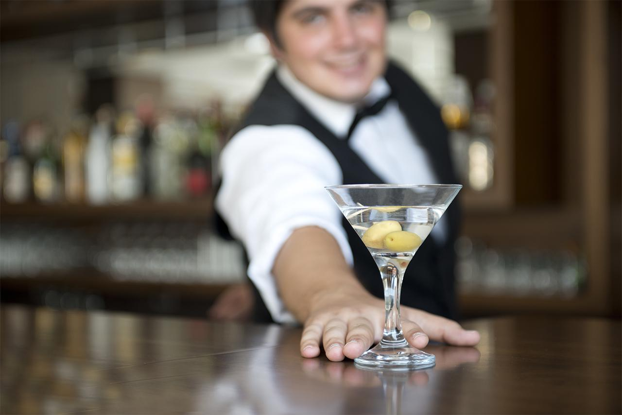 see if you have what it takes to be a bartender