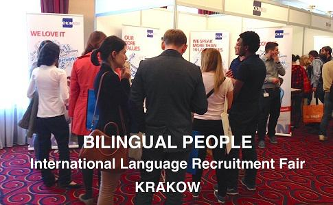 International Language Recruitment fair on the 7th October