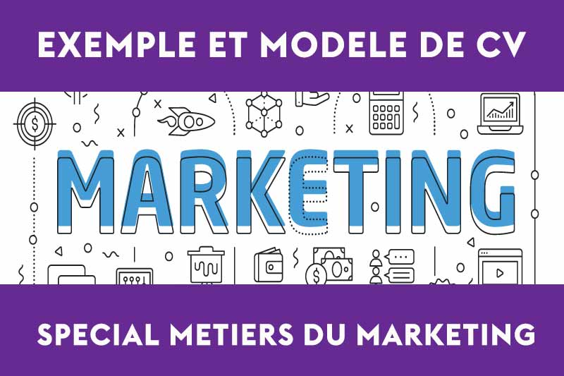 Exemple Cv Marketing Et Conseils Pratiques Monster Fr
